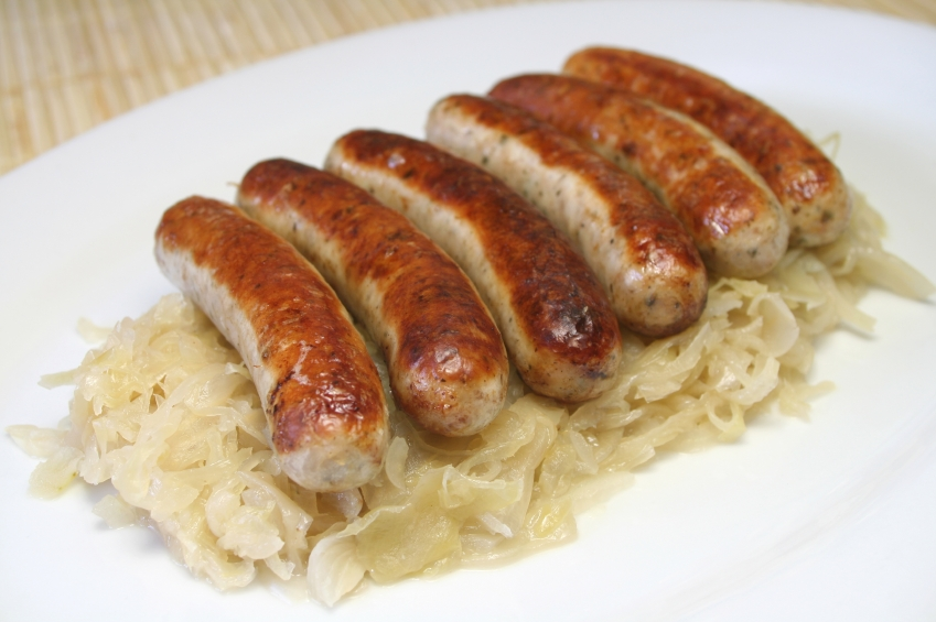 you want the kraut more on sausage and sauerkraut st patrick s day and ...