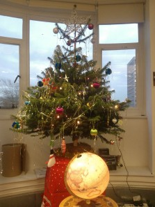 The Channel View Christmas Tree