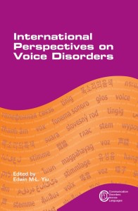 International Perspectives on Voice Disorders