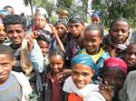 School children in Ethiopia