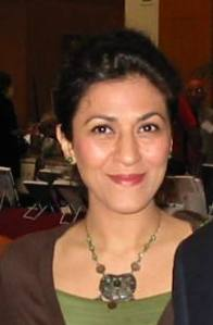"Maryam Borjian, author of ""English in Post-Revolutionary Iran"""