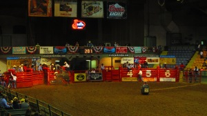 Rodeo in Fort Worth