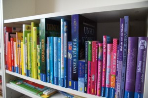 Bilingual bookshop-books