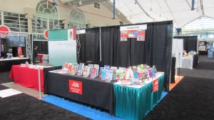 Our stand at NABE 2014