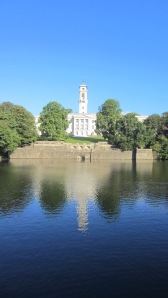 Nottingham University Campus