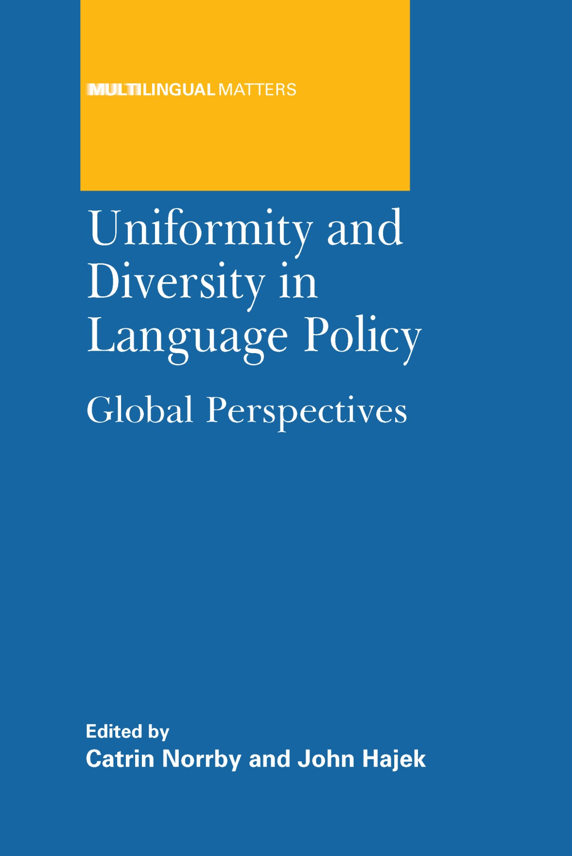 Language Policy Web Site