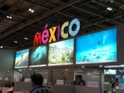 The Mexico stand at WTM