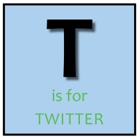 T is for Twitter