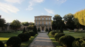 The Pavillon Vendôme, location of the welcome reception