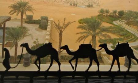 Qasr Al Sarab. © Sarah Hopkyns