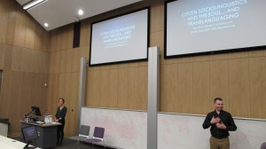 Betsy Rymes' keynote speech