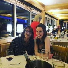 Flo with Sarah Mercer