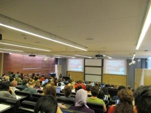 Lourdes Orteaga;s keynote